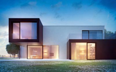 Primaluce : une villa sobre et lumineuse
